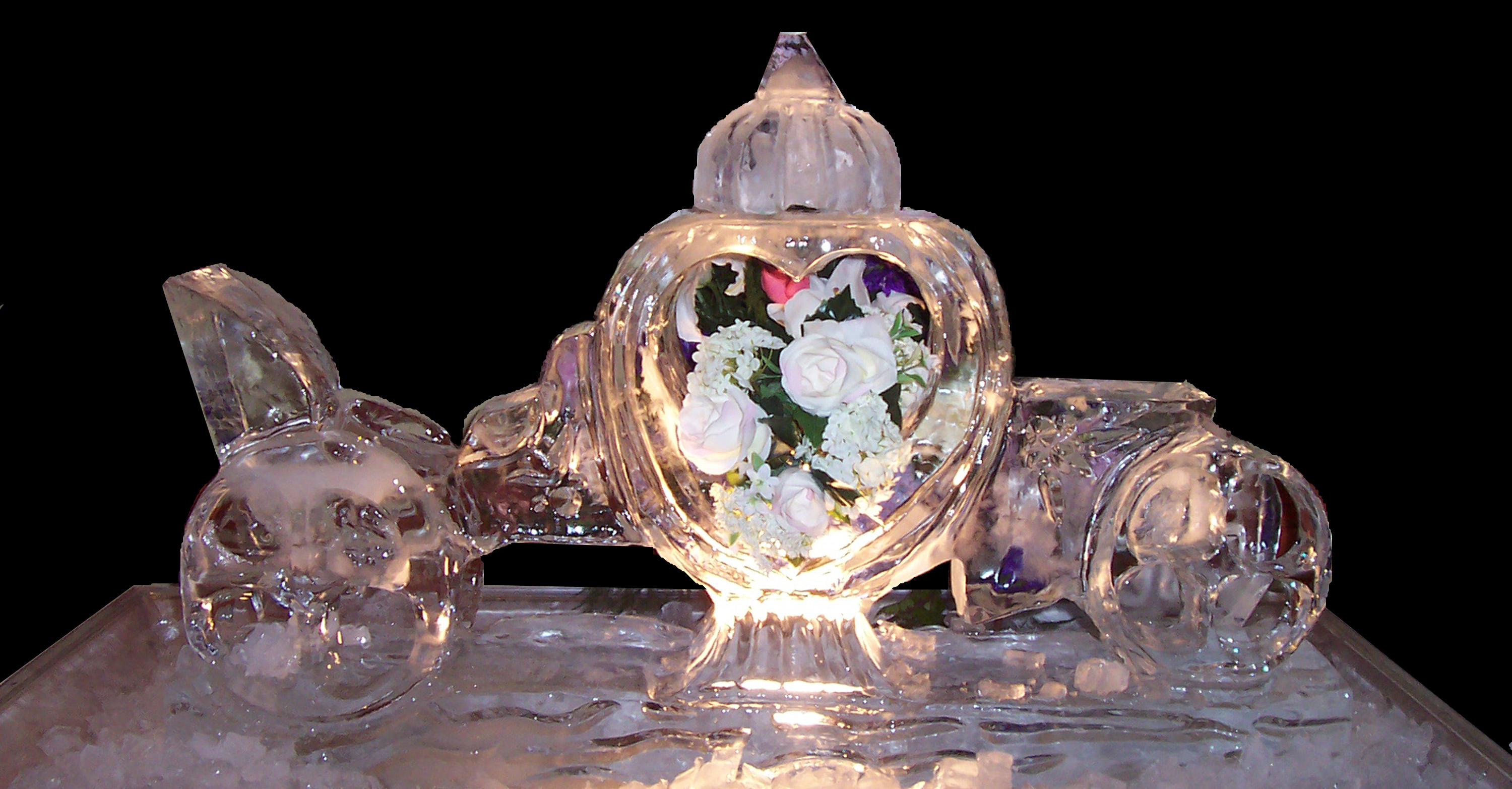 Cinderella Slipper Centerpieces Images